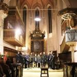 Maulaffen-Adventskonzert am 1.12.12 in St. Oswald